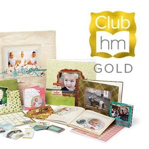 Picture of Heritage Makers Gold Club Membership